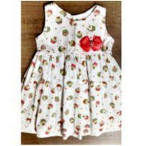 Vestido Cupcak - 3 anos - Cute Baby