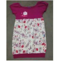 Vestido Gatinha Marie - 4 anos - Disney