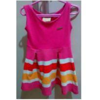 Vestido rosa Marisol - 2 anos - Marisol