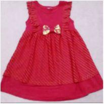 Vestido pink Alakazoo! - 3 anos - Alakazoo!