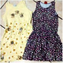 Combo 2 vestidinhos fofos - 8 anos - Kyly e Outro