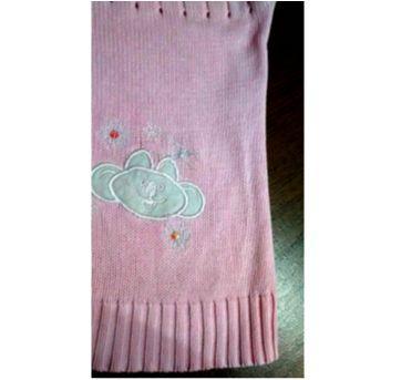 Suéter rosa Lilica Ripilica - 8 anos - Lilica Ripilica