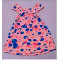 Vestido Hering - 1 ano - Hering Baby