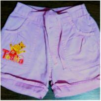 Shorts rosa Backyardigans - 3 anos - nickelodeon