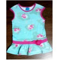Blusa batinha floral Malwee - 6 anos - Malwee