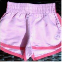 Shorts estilo esportivo - 1 ano - Pool Kids