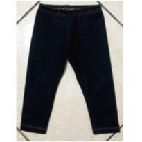 Calça legging jeans - 2 anos - Mafessoni