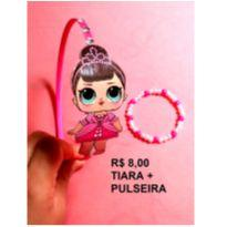 Tiara LOL + pulseira -  - LOL Surprise