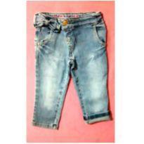 Calça jeans Baby Club - 1 ano - Baby Club