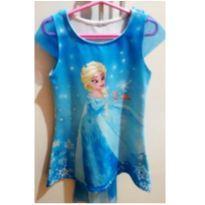 Vestido lindo Frozen - 3 anos - Disney