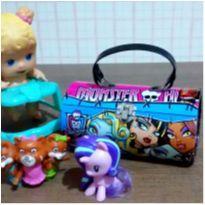 Lotinho brinquedos fofos -  - Monster High e Outros