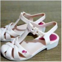 Sandalia rosê da Barbie - 25 - Grendene e Barbie