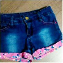 Shorts jeans lindo Hering - 4 anos - Hering Kids