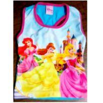 Blusinha das princesas Disney - 3 anos - Disney