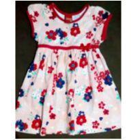 Vestidinho fofo floral Kyly - 2 anos - Kyly