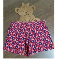 Shorts da Kyly floral - Quase novo - 1 ano - Kyly
