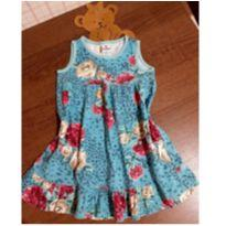 Vestidinho floral Brandili - 3 anos - Brandili