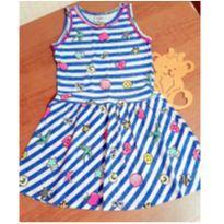 Vestidinho charmoso - 8 anos - Rovitex