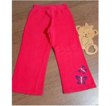 Calça de moletom rosa - 4 anos - Toys & Kids