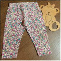 Legging animal print - 1 ano - Pulla Bulla