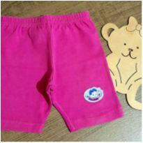 Shorts cotton fofo - 1 ano - Chico Bento Baby
