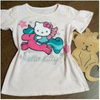 Blusinha paetê Hello Kitty - 2 anos - Hello  Kitty