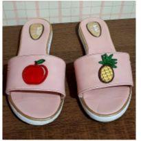 Sandalia frutinhas Bibi - 34 - Bibi