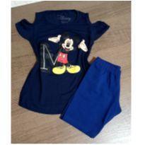 Conjuntinho Mickey - 8 anos - Disney