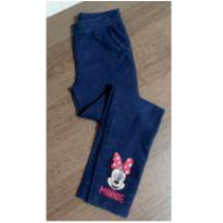 Legging jeans Minnie - 6 anos - Disney