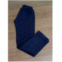 Legging azul marinho grossa - 4 anos - Elian