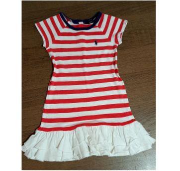 Vestido estiloso Polo Ralph Lauren - 4 anos - Ralph Lauren