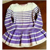Vestido charmoso Turma da Malha - 3 anos - Turma da Malha
