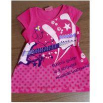 Blusinha rosa - 3 anos - STYLO BABY