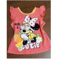 Blusinha fofa da Minnie - 4 anos - Disney