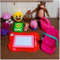 Lote brinquedos fofos -  - Minnie