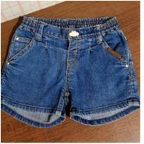 Shorts jeans Lilica Ripilica - 3 anos - Lilica Ripilica