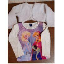 Dupla blusinhas de frio - 3 anos - Disney