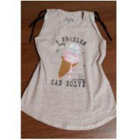 Blusinha fofa sorvete - 8 anos - Young Hearts