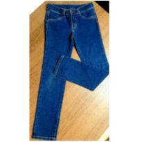 Calça jeans skinny Hering - 8 anos - Hering Kids
