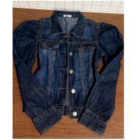 Jaqueta jeans linda - 10 anos - Palomino