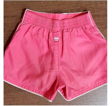 Short-saia rosa Old Navy - 3 anos - Old Navy