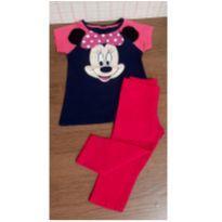Conjuntinho fofo Minnie - 4 anos - Disney
