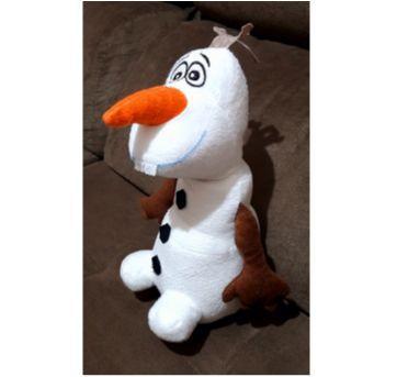Olaf grande de pelucia - Sem faixa etaria - Nacional