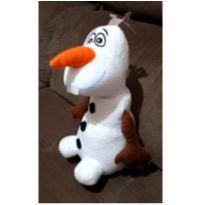 Olaf grande de pelucia