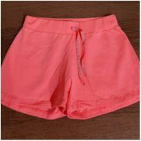 Shorts confortável rosa - 3 anos - Hlerinha