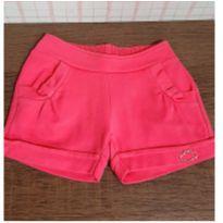Shorts rosa Lilica Ripilica - 2 anos - Lilica Ripilica