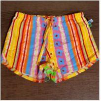 Shorts lindo PUC - 2 anos - PUC