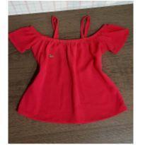 Blusa ciganinha rosa - 3 anos - Pakita