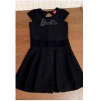 Vestido da Barbie - 6 anos - Barbie