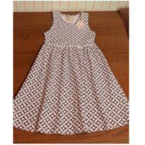 Vestido Milon pérolas - 4 anos - Milon